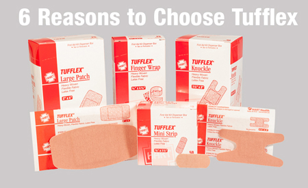 6 Reasons to Choose TUFFLEX